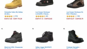 Permalien à: Quelles chaussures de sécurité choisir ?